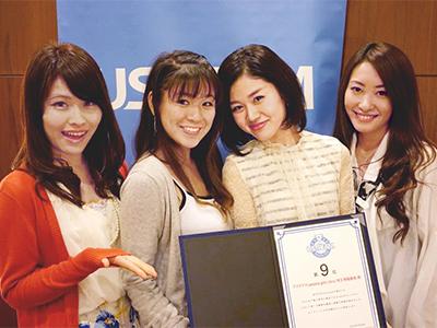 アマチアス (saitama girls story)埼玉情報番組
