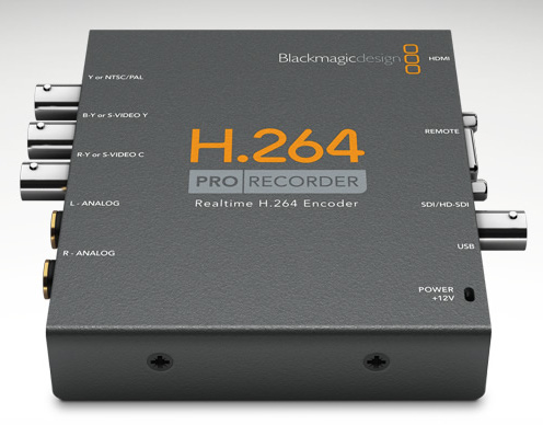 Does The Blackmagic H 264 Pro Recorder Work With Ustream