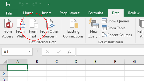 How to load CSV files into Excel – IBM Watson Media