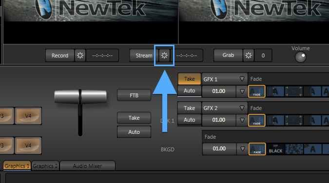 Streaming to IBM Watson Media from the NewTek TriCaster